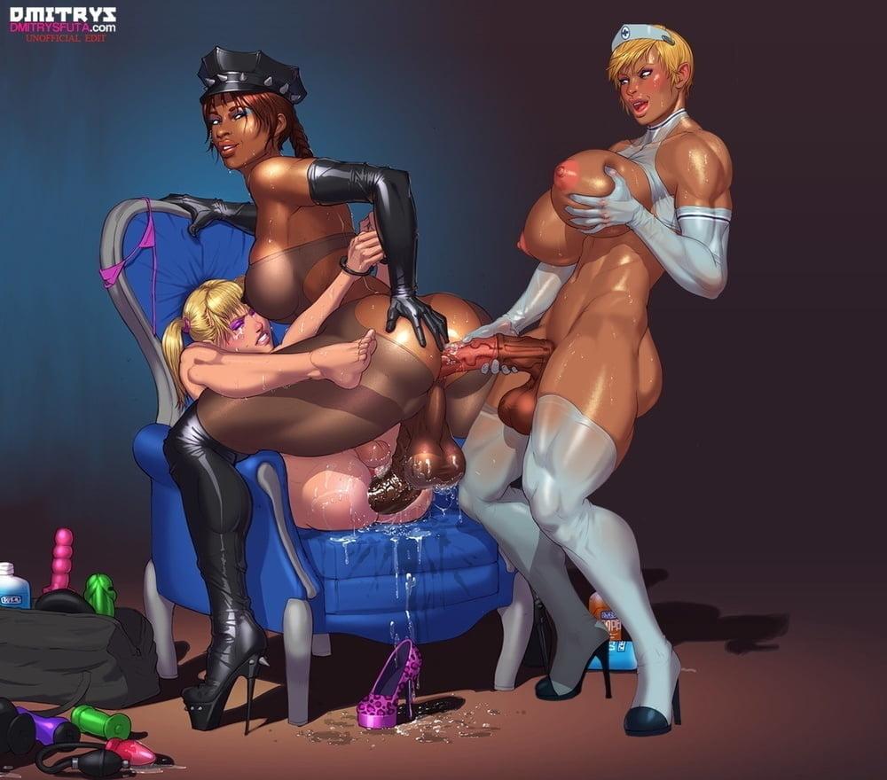 Порно Мультики Геи Трансы
