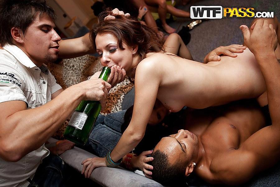 Секс Рассказ Пьянка
