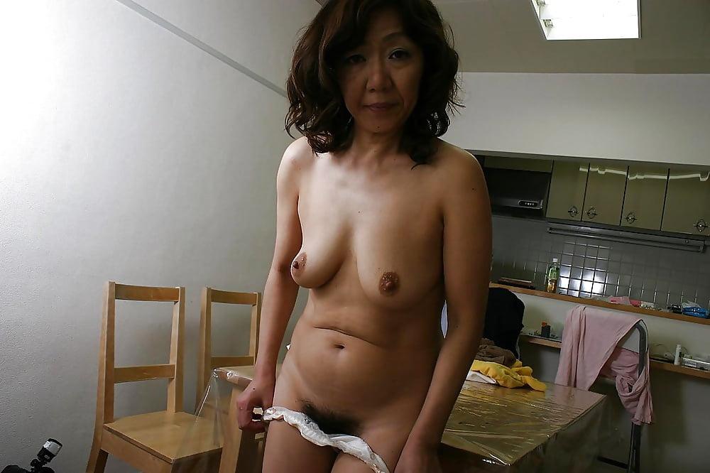 Обнаженные Пожилые Азиатки