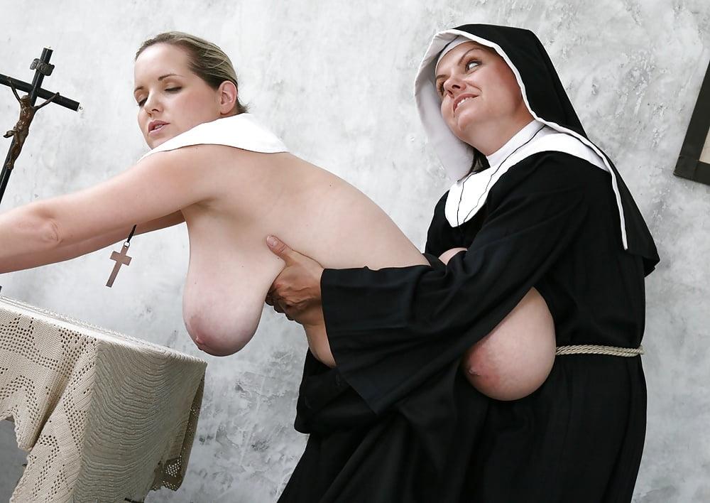Порно Монашки Большая Грудь