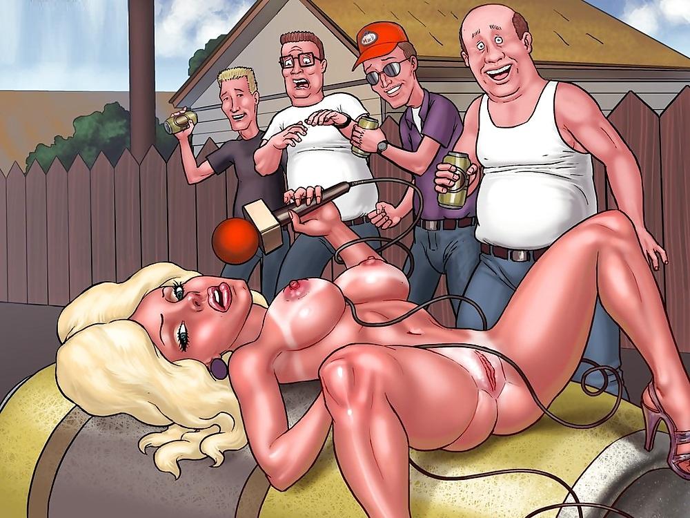 Cartoon Picture Porn