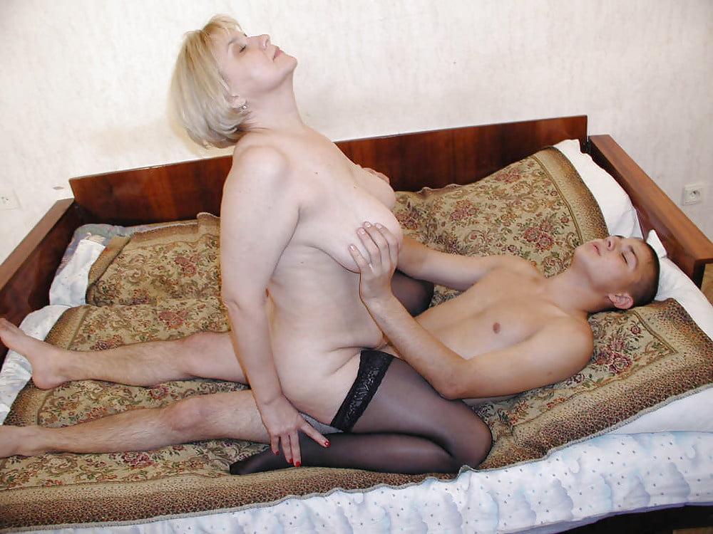 Секс Русской Зрелой Тещи