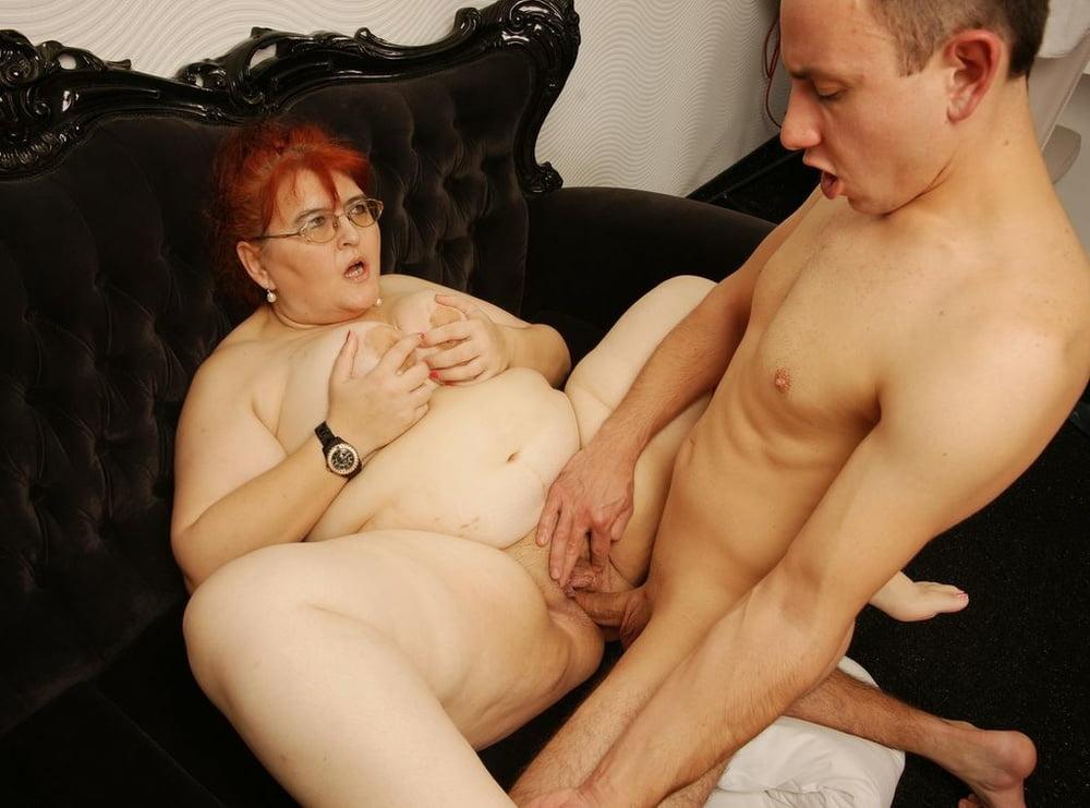 Секс С Бабушкой