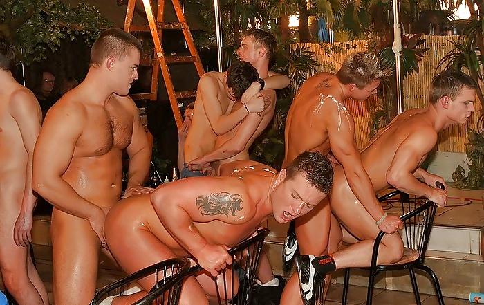 Гей Клуб Порно