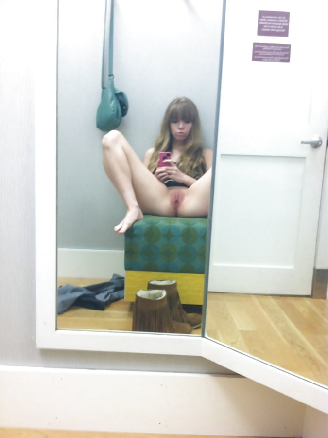 Teen girl naked in changing room, hard coure fuck spy homemade