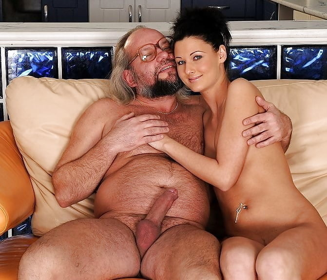 Hot babes fucking older men — photo 5