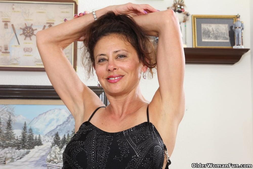 Mimi from OlderWomanFun