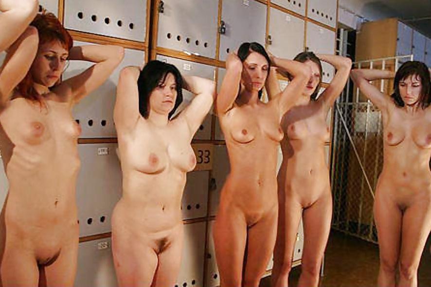 голые женщины в тюрьмах - 9
