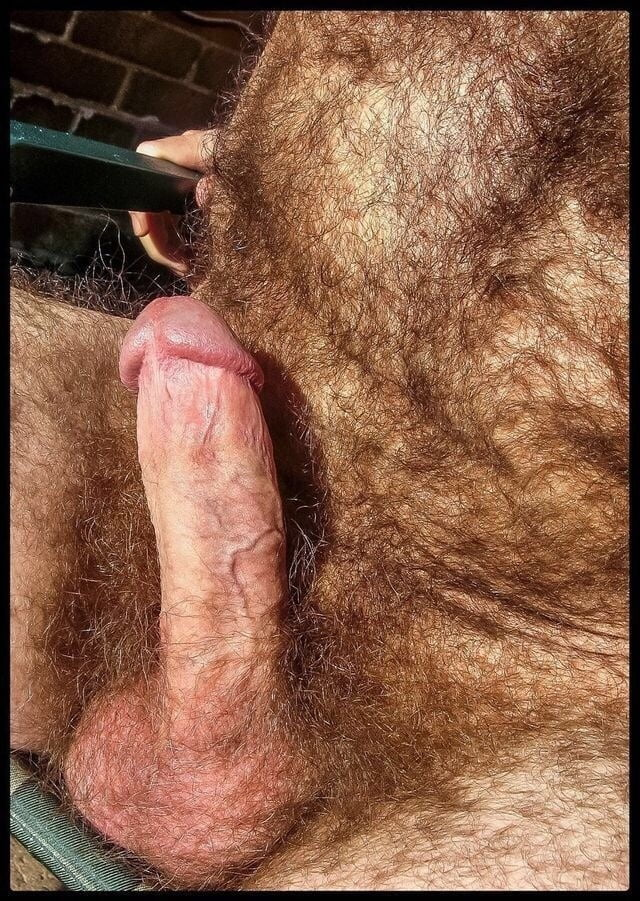 Hairy Balls Hung Amateurs