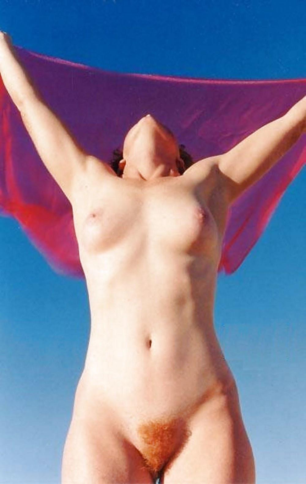 Nude hairy redhead women-3932