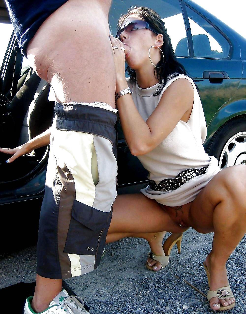 подборка домашнего секса на улице - 13
