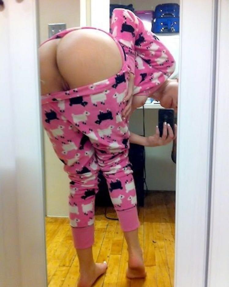 Aerie Flannel Pajama Pant, Soft Muslin