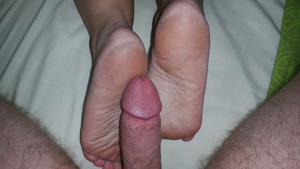 Rough heels and feet soles