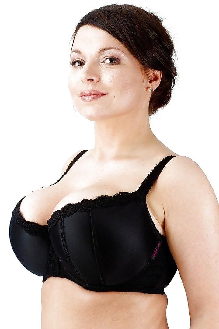 Big boobs in a bra african