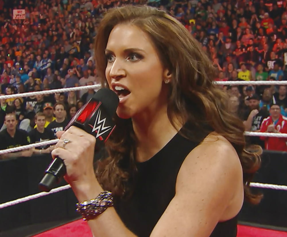 Stephanie mcmahon sexy hot