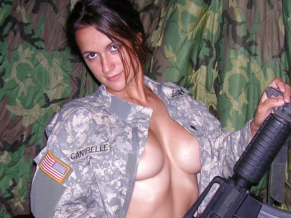 Military Women Nude Pics