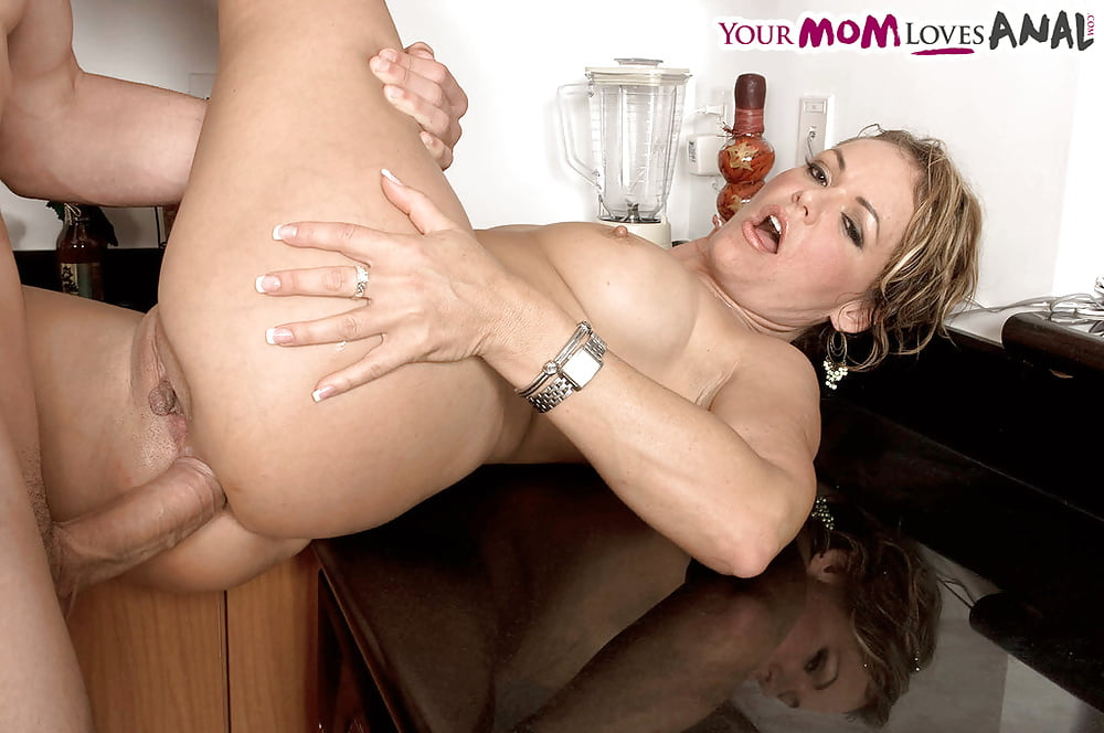 Milf mom lovers anal natual pussy hottes