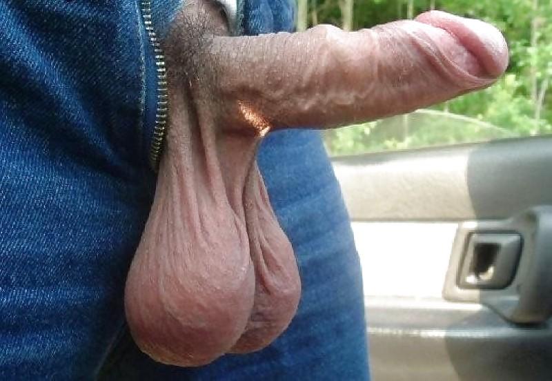 Huge balls gay porn