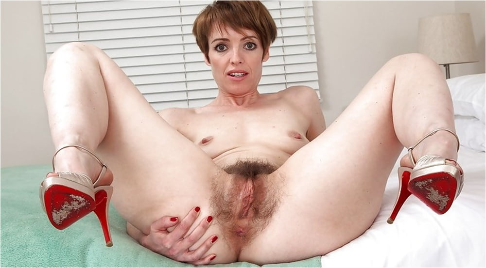 Hairy Amateur Barb 1