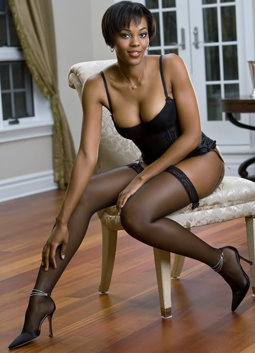 Ebony porn stockings-9392