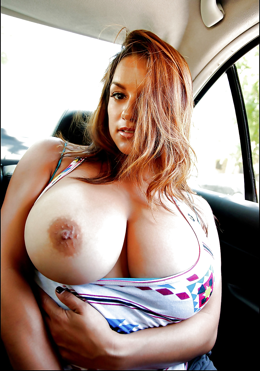 Sexy girls with big boobs natural tits