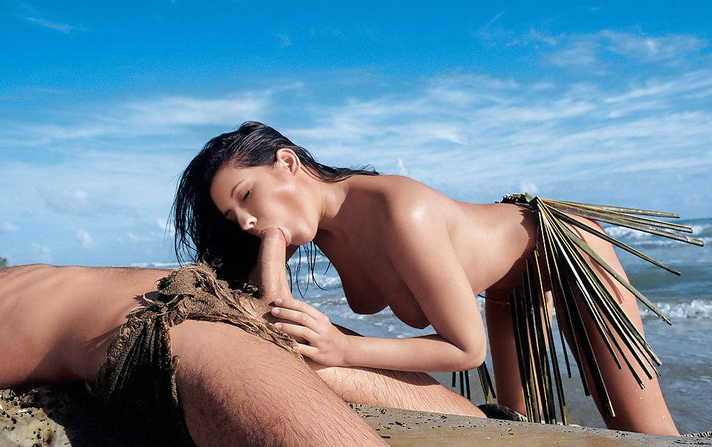 Проник на море секс фото откровенный красивый