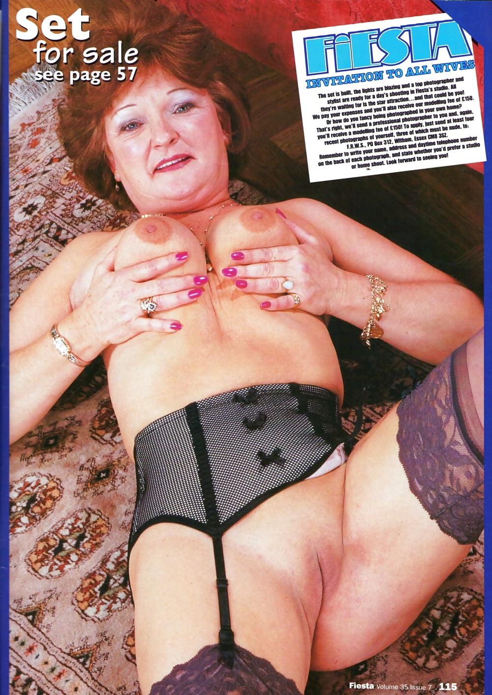 Bbw Porn Magazine fiesta magazine reader's wives - 139 pics - xhamster
