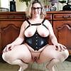 Cathy, French BBW slut MILF over te years