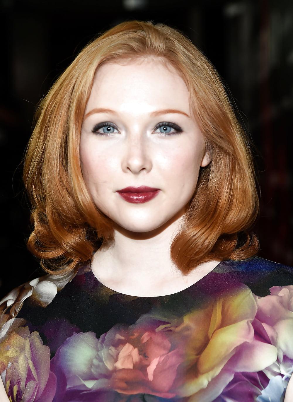 Perfect Redhead