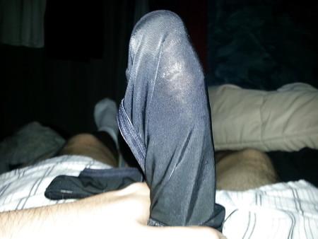 I like lacey panties