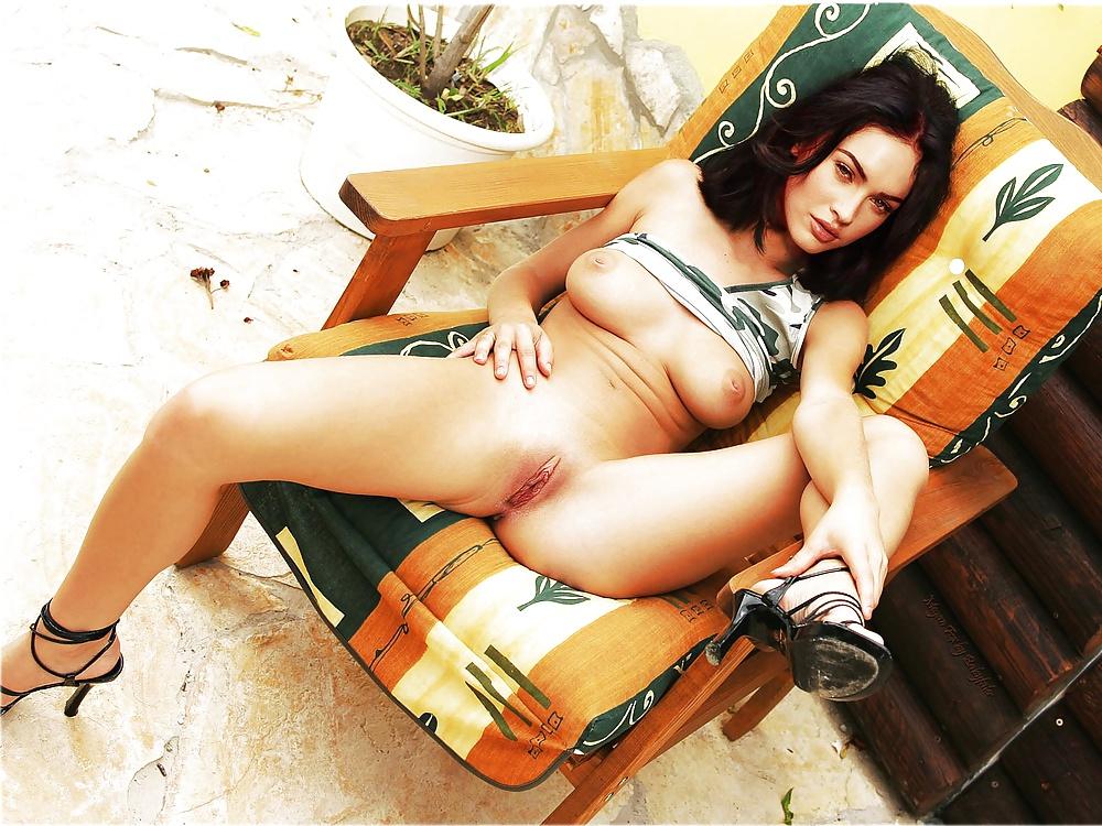 Megan Fox Nude Wallpaper