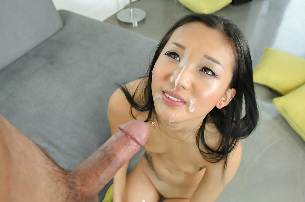 Секс обкончали японку — 1