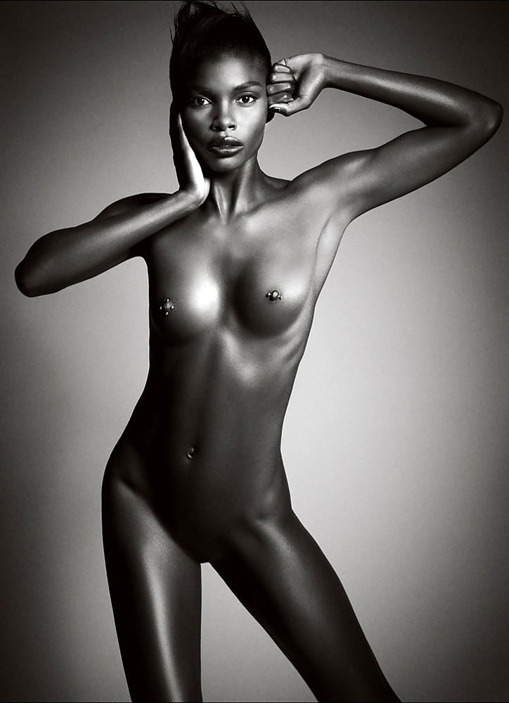 Naomi Campbell Baked In Playboy