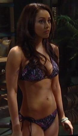 Lindsey Morgan Nude