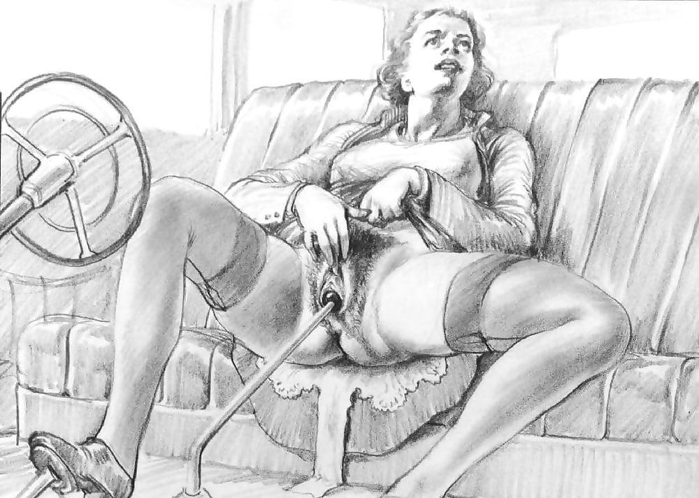 Картинки рисунки порно, фут фетиш за деньги