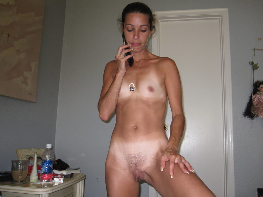 Naked College Chick With Tanlines