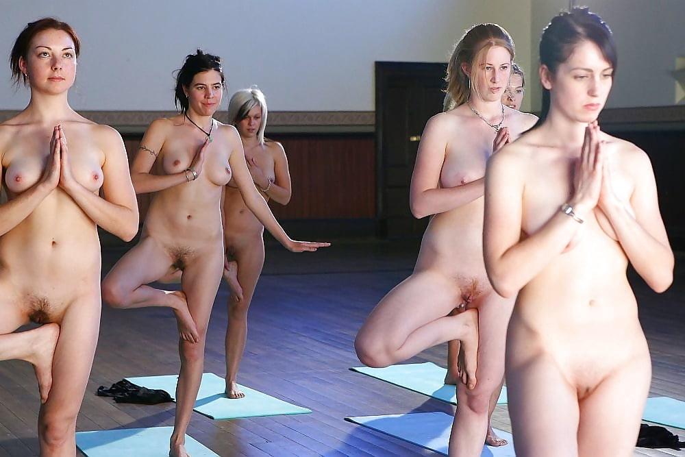 голые девки делают гимнастику видео другой день