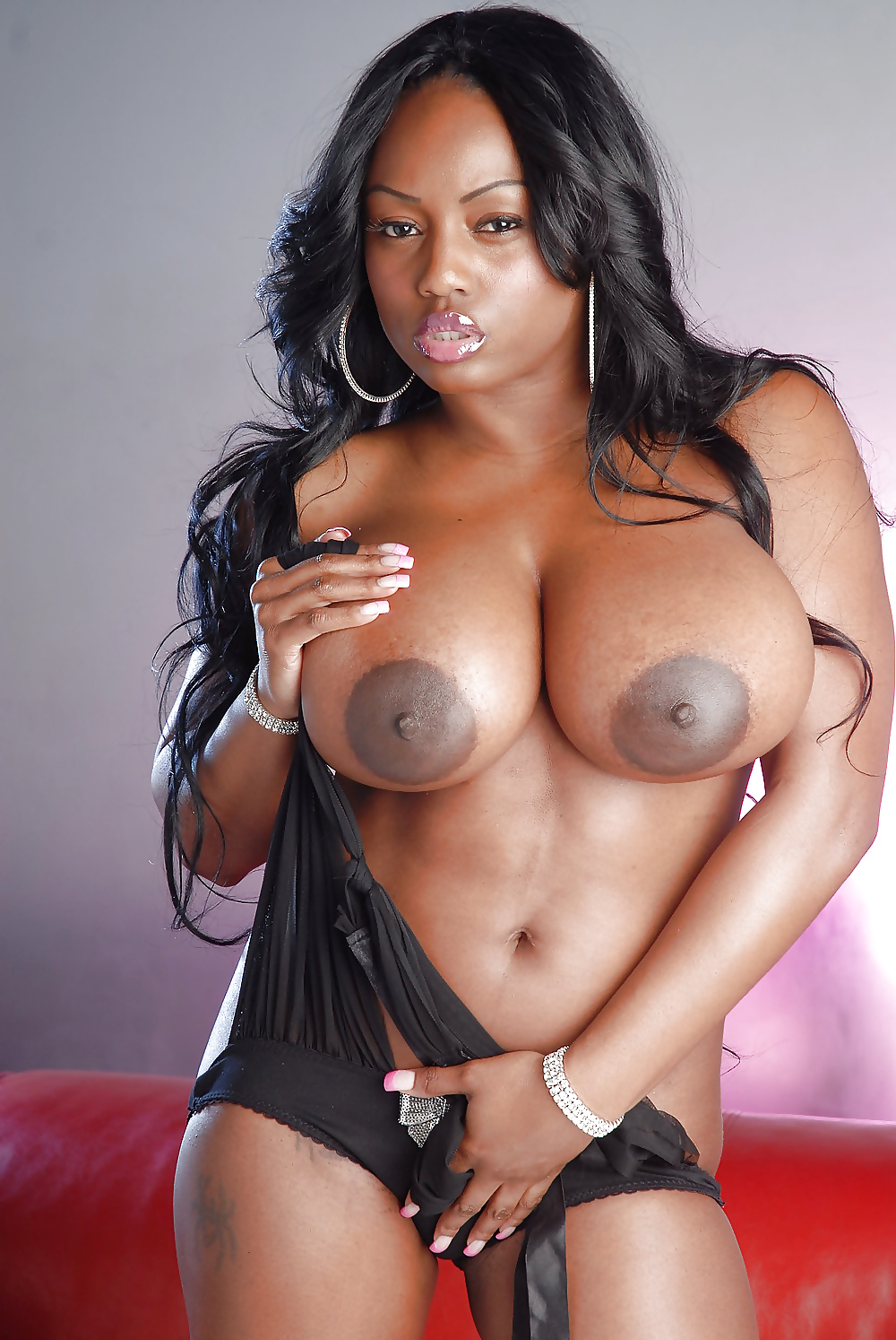List of famous black porn actress — 13
