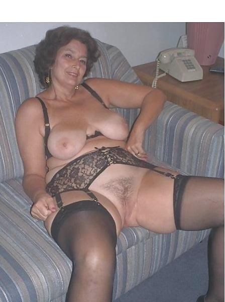 Mature nude vintage-8520