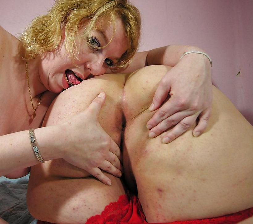 Fat hairy mature lesbians