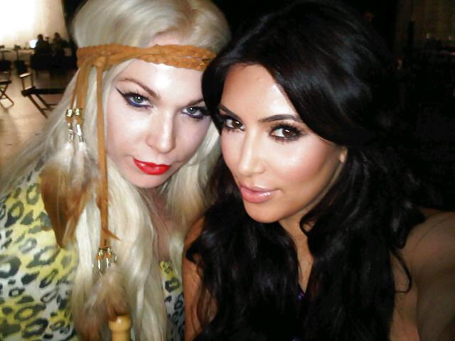 Kim kardashian sex tape pics