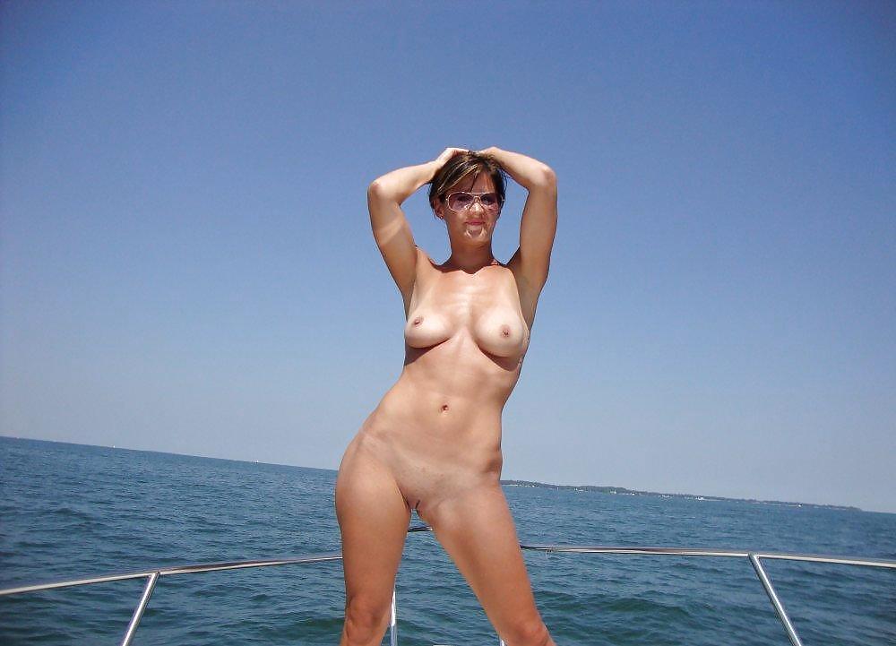 Nude Boat Cruise