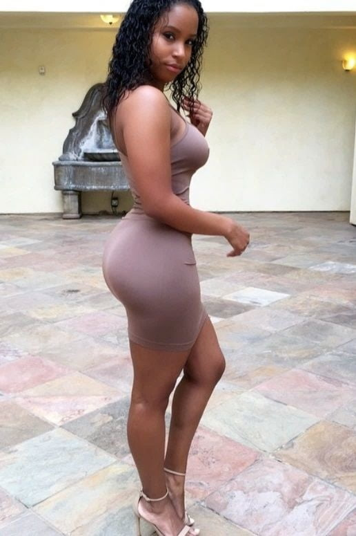 Black girl babe-7929