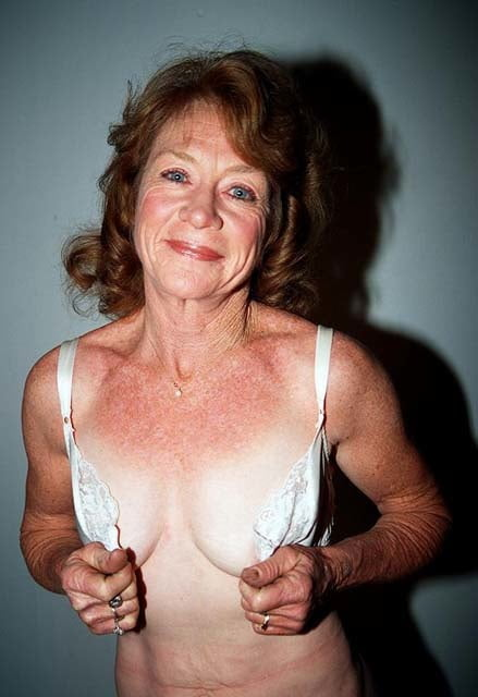 Skinny small breasts