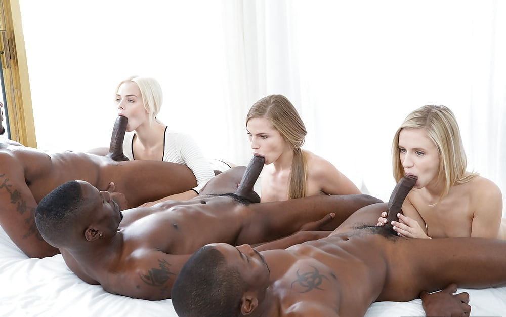 Shocking interracial porn galleries — pic 12