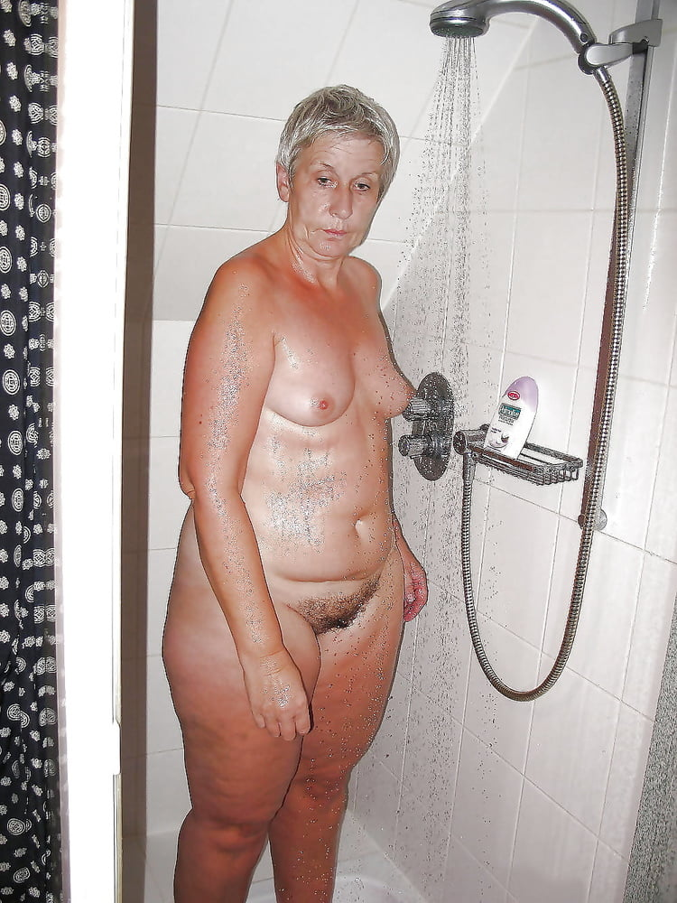 Discover my granny shower photo library