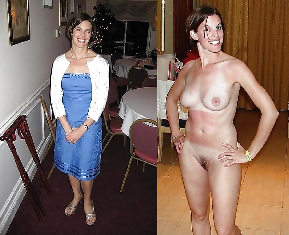 Wife Dressed And Nude