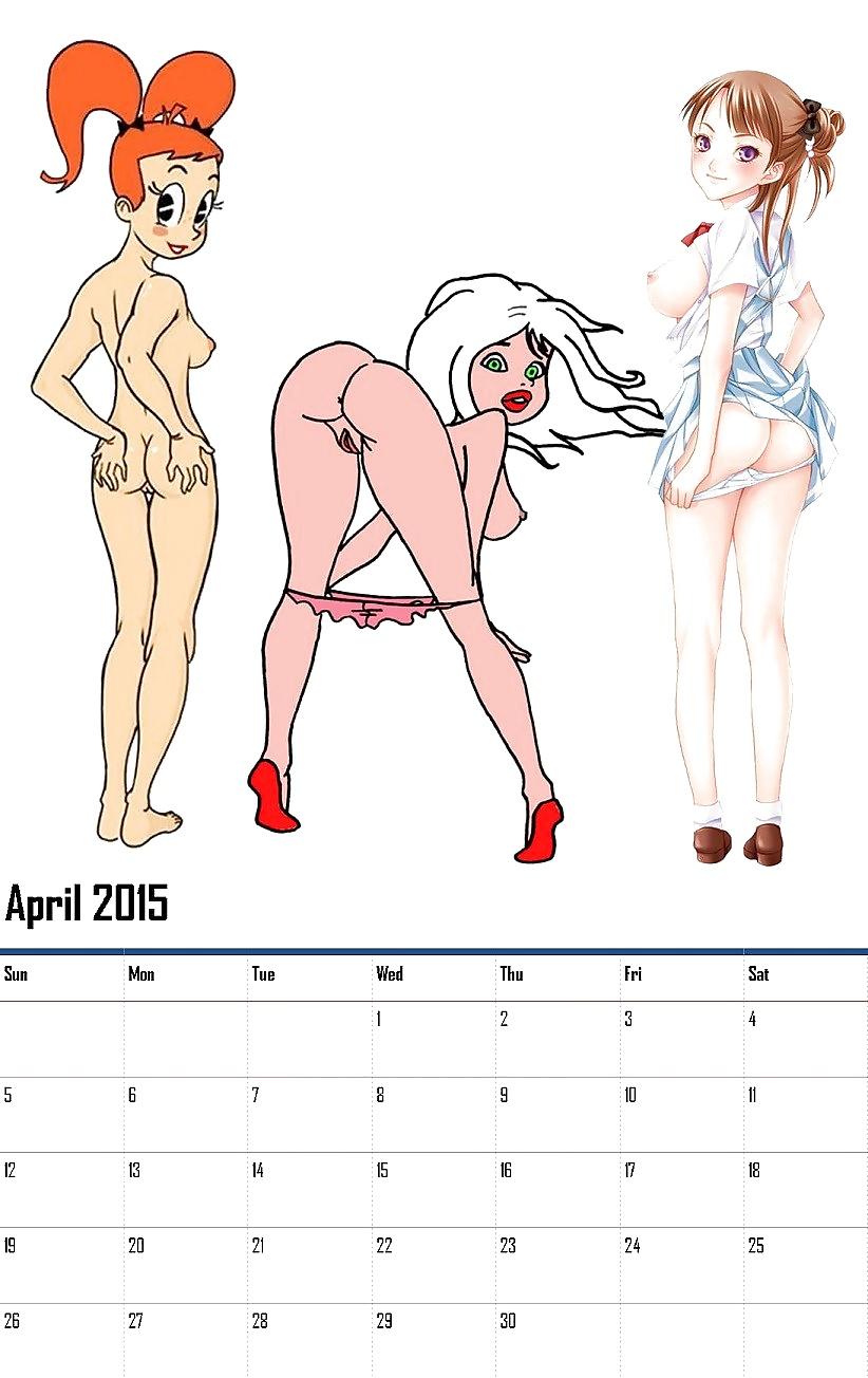 Porn Pics Calendar