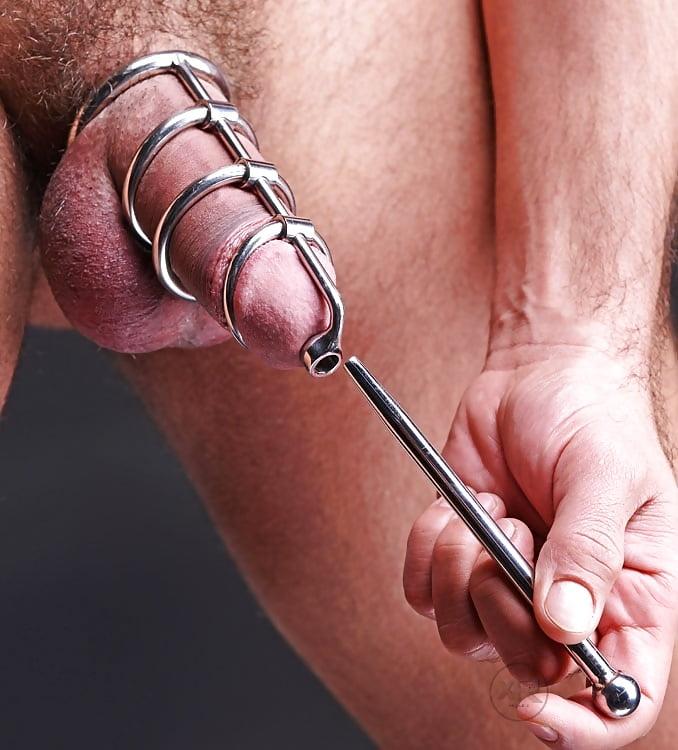 Penis plug vibrator insertion rod urethra stimulation exploring sex toy masturbation device