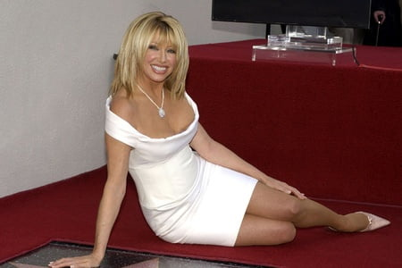 Suzanne nackt Somers Suzanne Somers,